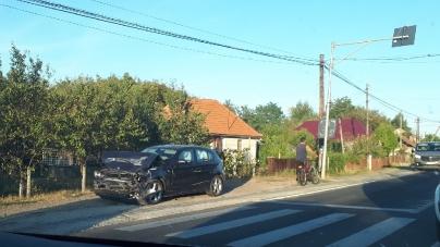 A fost o duminică de coșmar, cu șase accidente pe arterele județului (GALERIE FOTO)