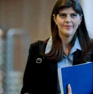 Laura Codruţa Kovesi a fost aleasă în funcţia de şef al Parchetului European