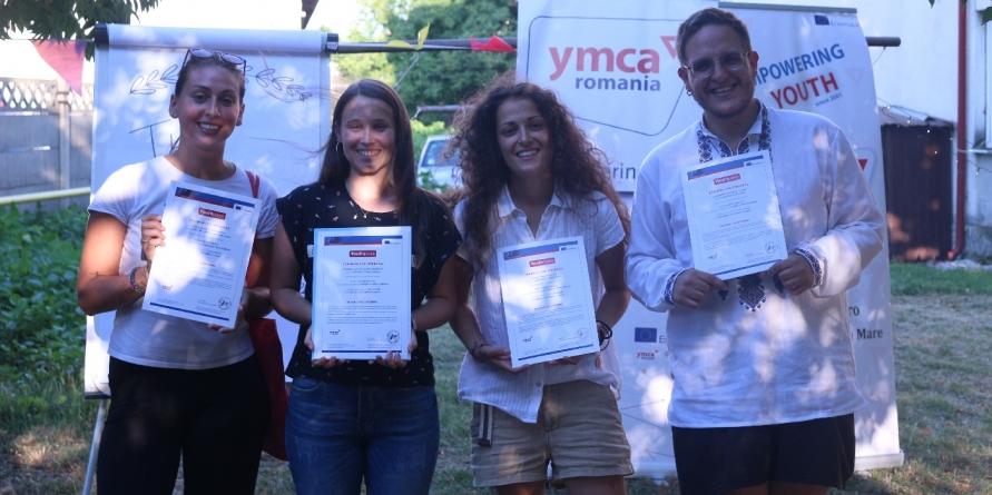 Peste 5000 de ore de voluntariat pentru comunitățile din Baia Mare și Cavnic