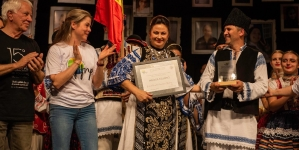 """Două premii în Brazilia pentru Ansamblul Național Folcloric """"Transilvania"""" (GALERIE FOTO și VIDEO)"""