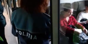 """Elevii care fac naveta cu trenul, incluși în campania """"10 pentru siguranță"""""""