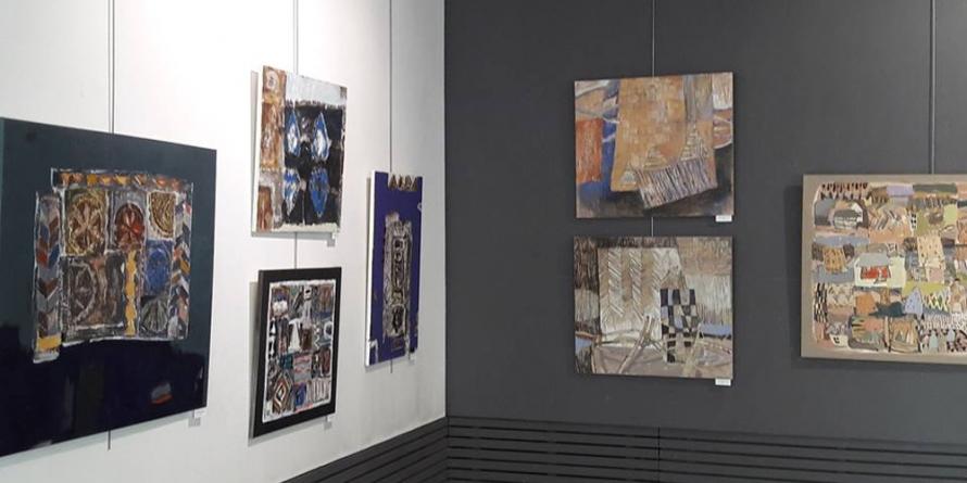 Lucrări de pictură și grafică expuse la Colonia Pictorilor