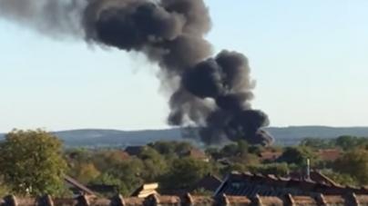 Incendii de la o oală uitată pe foc până la trei adăposturi pentru animale