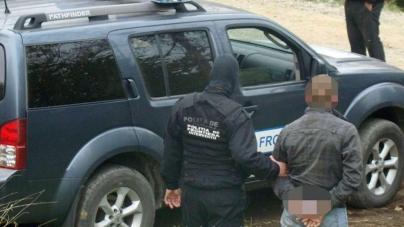 Maramureșean condamnat la închisoare, prins la graniță