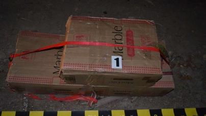 Țigări confiscate, amenzi, împușcături și contrabandiști care nu se lăsă prinși