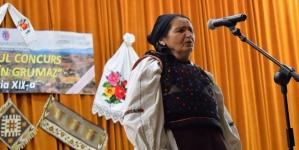 """La 75 de ani, Aurelia Bozga a obținut Marele Premiu al Festivalului – Concurs """"Horea în grumaz"""" (GALERIE FOTO)"""