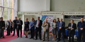 """Delegație a CCI Maramureș, la expoziția internațională """"Produs în Euroregiunea Prutul de Sus"""" de la Cernăuți"""