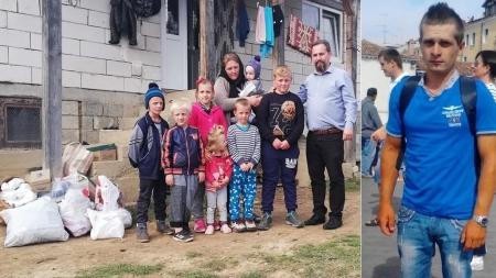 Apeluri umanitare făcute de familii aflate la mare necaz