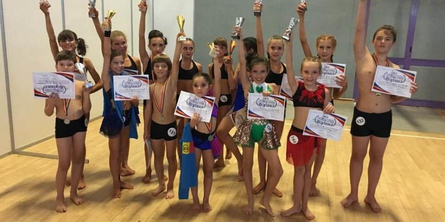 Băimărenii au cucerit 11 medalii de aur la Campionatele Naționale de Culturism și Fitness