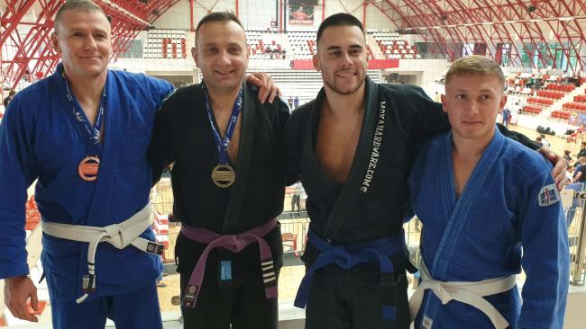 4 medalii pentru Baia Mare în Cupa României la Jiu Jitsu Brazilian