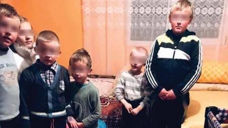 Demers în sprijinul celor opt copii din Bârsana rămași fără tată, care și-a pus capăt zilelor