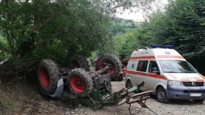 În nicio săptămână, trei tractoare au fost implicate în accidente cu victime: doi morți și un rănit
