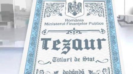 Noi emisiuni de titluri de stat destinate exclusiv populaţiei în cadrul Programului Tezaur