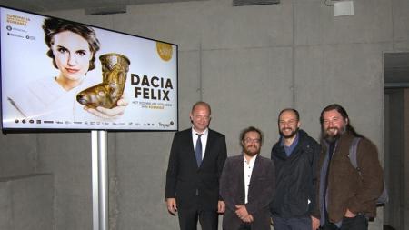 Exponate ale Muzeului Județean de Istorie la Festivalul Internațional de Artă Europalia