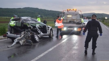 La aproape 18 luni de la tragedia de la Jibou, se reia urmărirea penală a șoferiței care a provocat accidentul cu patru studente decedate
