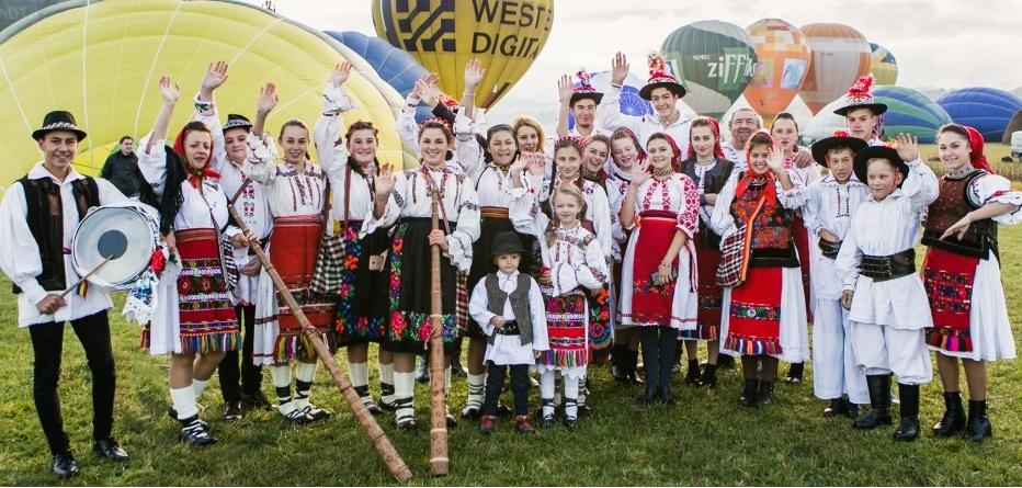 Ziua Ieudului la Maramureș Baloon Fiesta