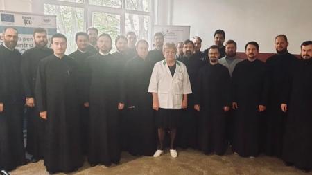 Preoții au donat sânge