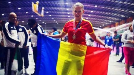 Polițista maramureșeană Laura Augustin, dublă campioană, la judo și ju-jitsu, în Mexic