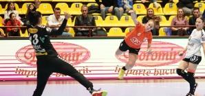 Minaur, învinsă de campioană în ultimul meci al anului