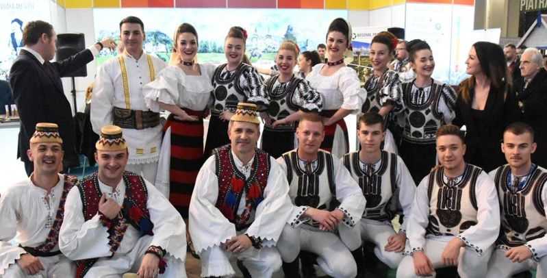 Maramureșul, la ediția de toamnă a Târgului de Turism al României