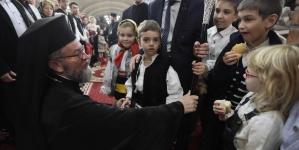 """Îndemn la iubire milostivă, reiterat la Catedrala Episcopală """"Sfânta Treime"""" (GALERIE FOTO)"""