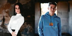 """Ana Ţura şi Cristian Raicu – Miss şi Mister Boboc ai Liceului Teoretic """"Emil Racoviţă"""" Baia Mare (GALERIE FOTO)"""