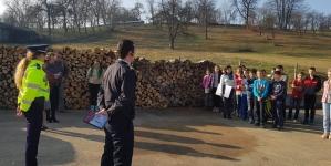Evacuare de urgență la Școala din Cupșeni