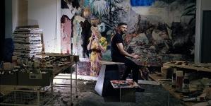 La o licitație din București, un tablou al băimăreanului Adrian Ghenie a fost vândut cu 105.000 euro