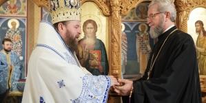 Programul liturgic al înalților ierarhi în săptămâna a V-a din Postul Mare