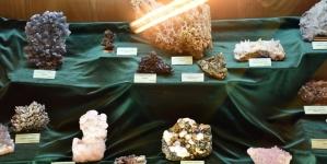 S-au împlinit 30 de ani de la deschiderea expoziției permanente a Muzeului Județean de Mineralogie