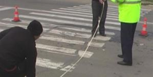 De Dragobete, o adolescentă a fost accidentată pe trecerea de pietoni