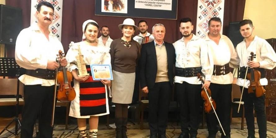 """Marele premiu și trofeul Concursului """"Viorel Costin"""" a fost obținut de Raluca Covaci (GALERIE FOTO)"""