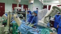 Un caz complex, cu risc vital, soluționat la Spitalul Județean