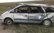 Mort prin(tre) Vii; după ce s-a rostogolit cu mașina și a fost proiectat pe un câmp de lângă Viile Apei