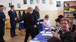 19,29% prezența la urne în Maramureș, la jumătatea zilei de vot