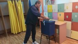 Unul din doi: vot pentru președinte