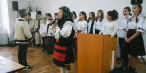 "Concurs de interpretare la Colegiul ""Regele Ferdinand"" (GALERIE FOTO)"