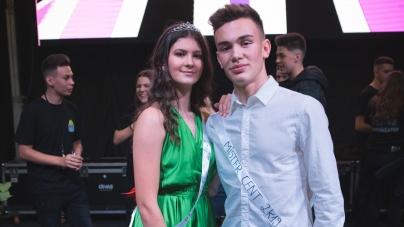 Dumitrela Miculaiciuc și Alexandru Cheșa – Miss și Mister CENT (GALERIE FOTO)