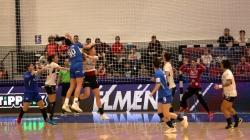 Înfrângere la limită în primul amical al iernii pentru handbalistele de la Minaur