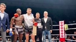 Kickboxerul Andrei Ostrovanu încheie în forță anul, la Colosseum Tournament