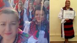 """Ansamblul """"Flori de Mină"""" și Brondoșii  din Cavnic – Marele Premiu la un festival din județul Cluj"""