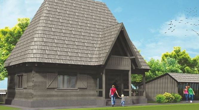 11 modele de case în stil tradițional puse gratuit la dispoziția celor interesați (GALERIE FOTO)