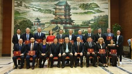 Arhitectul-șef al CJ Maramureș s-a instruit  în China