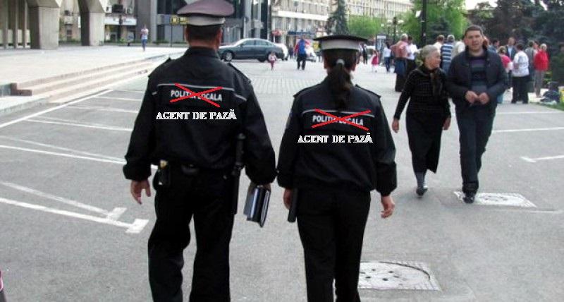 În cel mai nordic oraș al țării a fost desființată poliția locală
