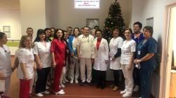"""""""Sânge pentru viață"""" oferit de angajații Spitalului Județean"""