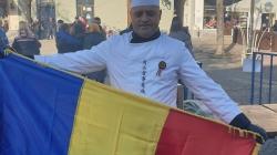Master-chef-ul Vasile Hotca, între plăcinta creață, ceafa la ticlăzău și fasolea cu ciolan de 1 Decembrie (GALERIE FOTO și VIDEO)