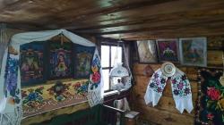 Un mic muzeu al huțulilor, la Repedea