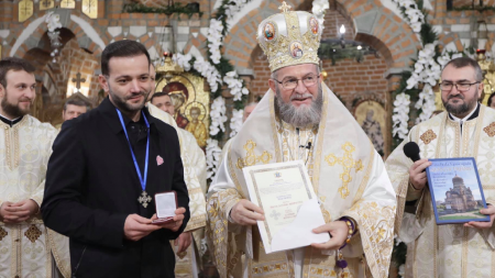 Mihai Morar a fost luat ca din oală, când i s-a pus cruce! La gât