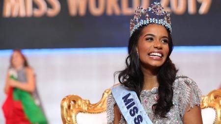 O studentă la psihologie – Miss World 2019