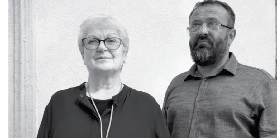 Arhitecții Ildiko Mitru și Ștefan Paskucz – premiați de Academia Română și sărbătoriți de colegii de uniune (VIDEO)